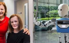 NTU scientists unveil social and telepresence robots