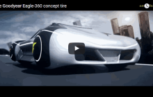 Intelligent tires take control in harmony with autonomous driving