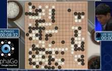 Artificial intelligence: Google's AlphaGo beats Go master Lee Se-dol 4 - 1