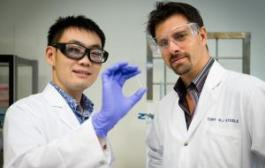 New glue instantly hardens and can be tuned for strength and flexibility with an electric current