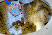 Electronic micro labs control chemical processes from the inside imitating nature