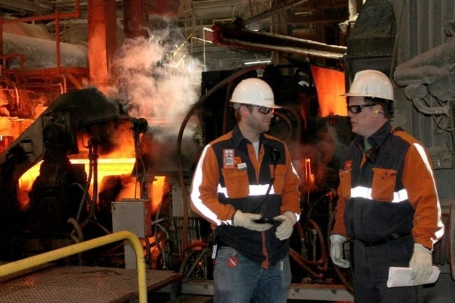 North Star BlueScope Steel is applying IBM Watson Internet of Things technology and wearable devices to pioneer novel approaches to help protect workers in extreme environments. North Star is piloting the IBM Employee Wellness and Safety Solution to identify potentially problematic conditions by collecting data from various sensors that continuously monitor the worker's skin body temperature and other data. The solution then alerts North Star management so they can provide personalized...