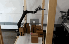 Robotic motion planning in real-time