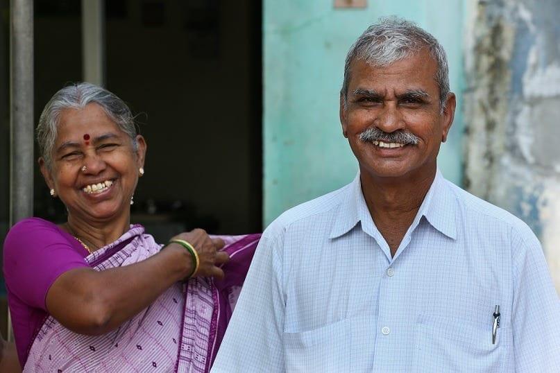 Mango growers in Tamil Nadu - via IDRC