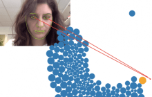 Software turns webcams into eye-trackers
