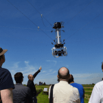 Eye in the sky to monitor crops