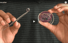 Interscatter communication enables first-ever implanted devices, smart contact lenses, credit cards that 'talk' Wi-Fi