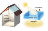 Transparent wood windows could provide more even and consistent natural lighting and better energy efficiency than glass