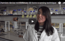 Chemists devise revolutionary 3D bone-scanning technique