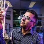 New smart muscle textile can both support and monitor movement