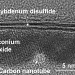 Smallest. Transistor. Ever. 1 nanometer long.