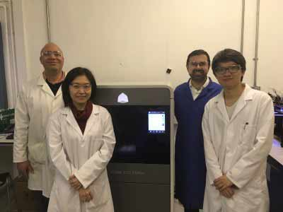 Membrane technology could be transformed by 3D printing