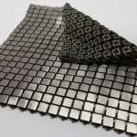 4D printing revolution in advanced woven metal fabrics for use in space