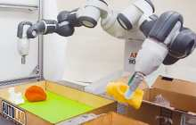 A robot that can pick up and move unfamiliar, real-world objects with a 99 percent success rate