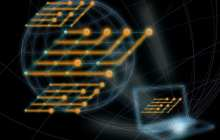 Could you operate a quantum computer in the cloud without revealing your data or the program you're running?