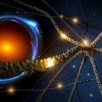 Neural networks revolutionize gravitational lenses analysis by 10 million times