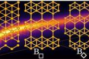 The first pure two-dimensional material able to emit visible and near-infrared light by activating its plasmons
