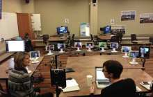 Learning engagement improves with robot learning