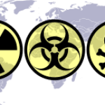 Multifunctional Polymer Neutralizes Both Biological and Chemical Weapons