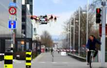 Big step towards fully automated drones for city streets and indoors