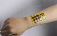 """Malleable, self-healing and fully recyclable """"electronic skin"""" has applications ranging from robotics and prosthetic development to better biomedical devices"""