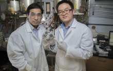 A new catalyst for fuel cells is 8 times as fast