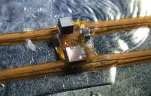 First implanted ultrasonic neural dust sensors-stimulators could monitor internal nerves, muscles or organs in real time and treat disease