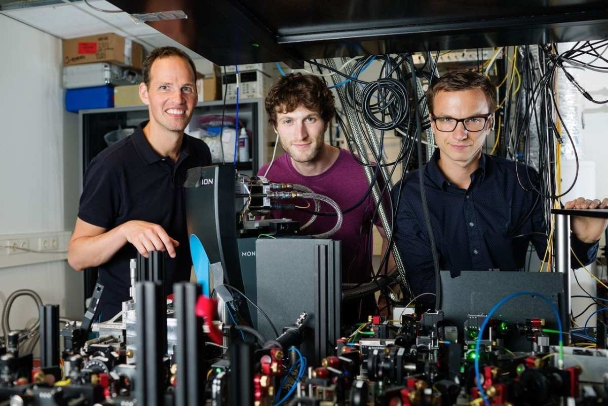 Opening the door to creating the very first quantum network in the world