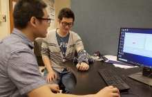 Haptic future: Learning and reading messages through a person's sense of touch