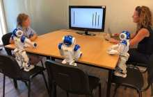 Robots can significantly influence children's opinions