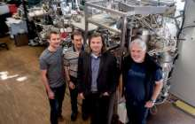 A new noble metal-free catalyst system as active as platinum