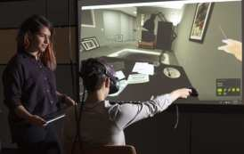 Virtual reality can help make people more compassionate