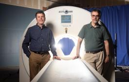 The world's first medical imaging scanner that can capture a 3-D picture of the whole human body at once