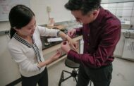 A new bandage leverages energy generated from a patient's own body motions to speed up healing