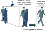 New technology recognizes people based on partial images