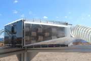 Water harvester the size of a microwave oven can supply 7 to 10 liters of water per day in the desert