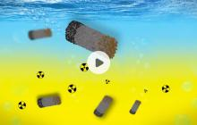Could microrobots clean up radioactive waste?