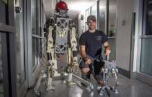 Giving humanoid robots balance to do heavy lifting and other physically demanding tasks