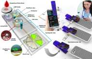 An inexpensive and rapid smartphone-based pathogen testing device