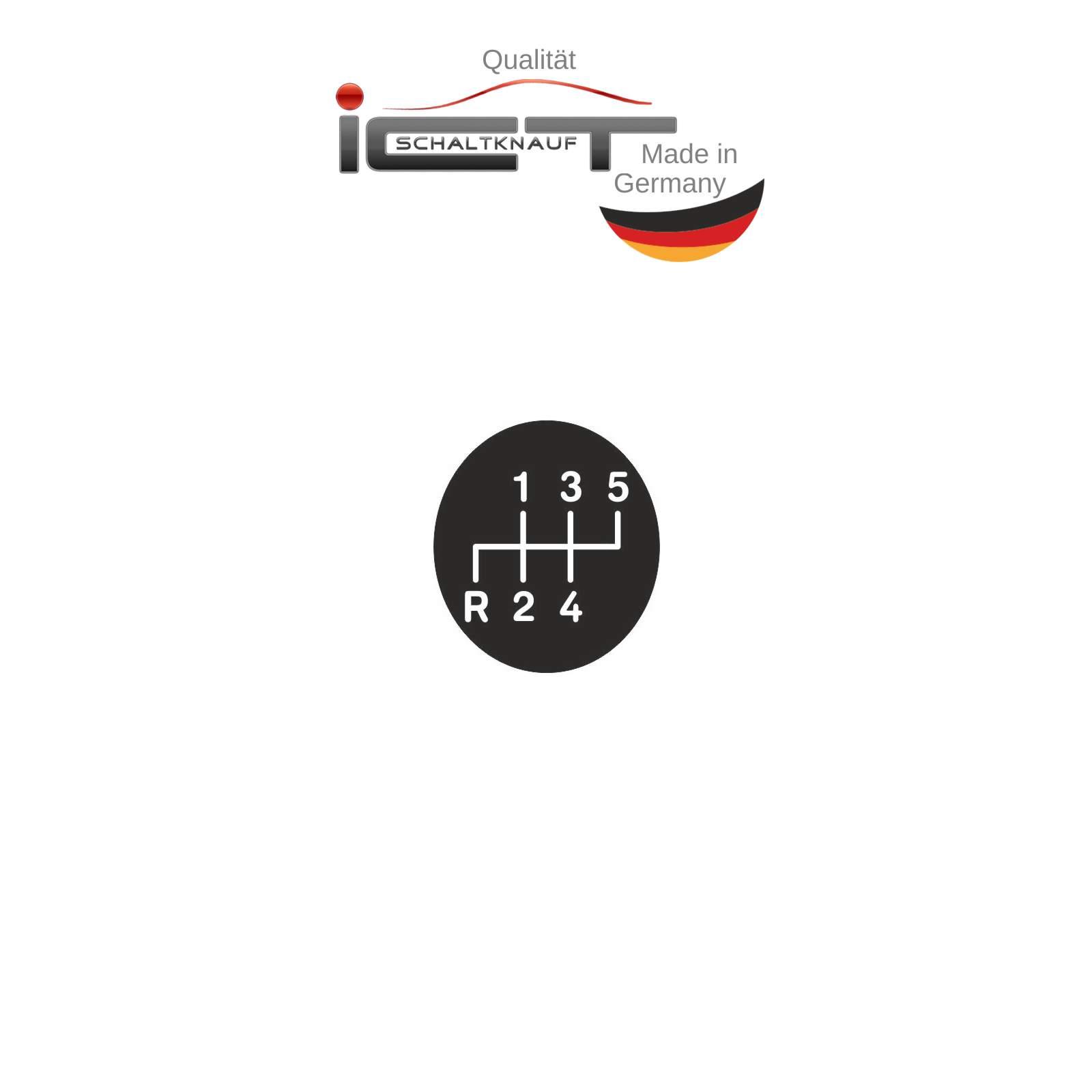 100% leather ICT shift gear knob gaiter Mercedes W201 190