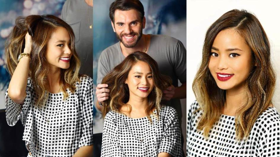 Jamie Chung for Joico