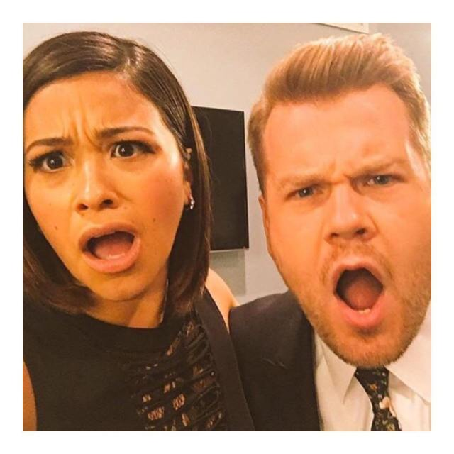Join us in tuning in tonight latelateshow with hereisgina andhellip
