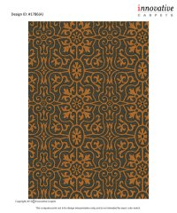 Hand Tufted Traditional  Innovative Carpets