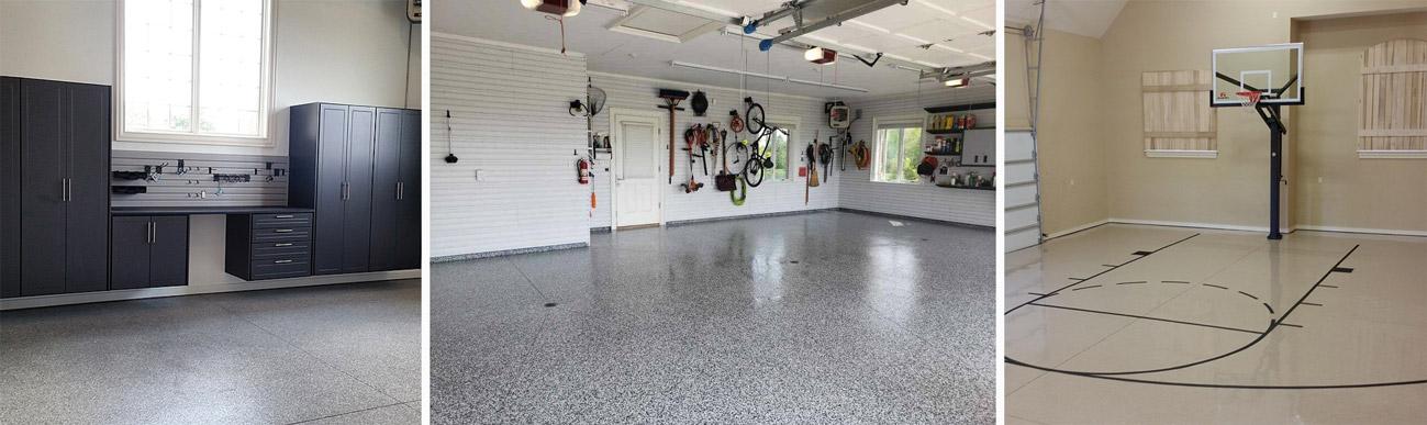 Epoxy Flooring Indianapolis In Garage Floor Coatings Carmel