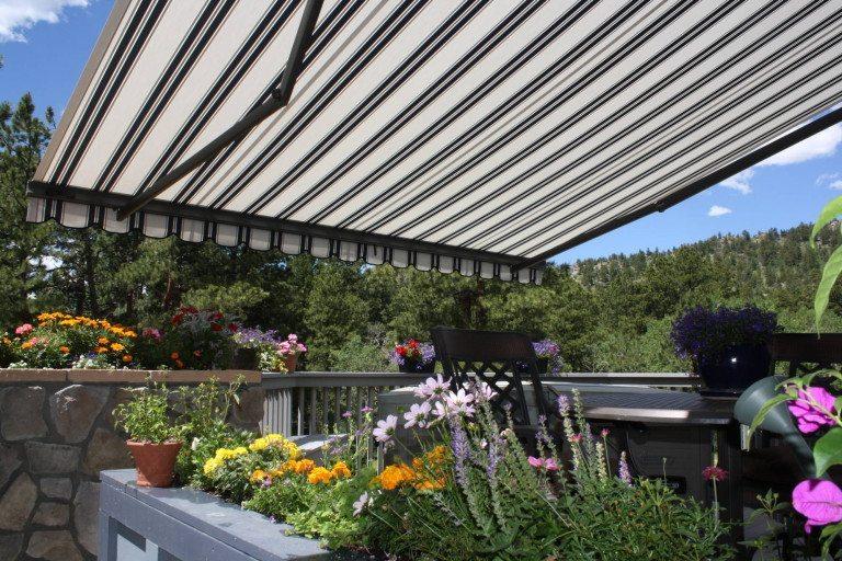 ke durasol retractable patio awning