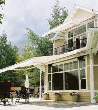 Durasol Retractable Patio Awning | Innovative Openings