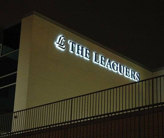 The Leaguers - Installed