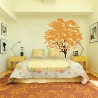 Large Wall Nursery Tree Decal Olive Leaves #1117 ...
