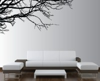 Large Wall Tree Nursery Decal Oak Branches #1130 ...