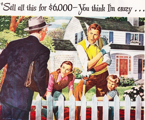 American dream rent or buy a home